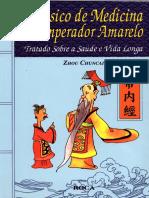 Classico Medicina Interna Do Imperador Amarelo - Zhou Chuncai