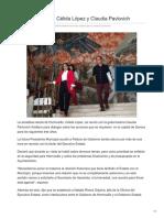 10-09-2018-Celebran reunión Célida López y Claudia Pavlovich - ElSoldeHermosillo