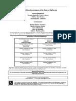 CPUC Public Agenda 3423 09-13-18