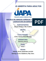 Tarea 1 Derecho Civil VI 08-09-2018