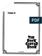 THE ROCK GUITAR BOOK  2 - LEO BAEZA