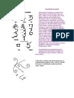 Non-Reiki Symbols.docx