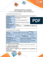 Guía de actividades y rúbrica de evaluación - Paso 3 - Diseño, aplicación de instrumento.docx