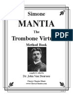 Mantia Trombone Virtuoso Sample 2514