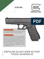 PISTOLAS GLOCK®  SAFE ACTION® TODOS LOS MODELOS