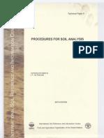 VAN REEUWIJK-PROCEDURES FOR SOIL ANALYSIS - ISRIC.pdf