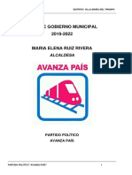 Plan Avanza País