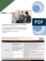 Cinco Elementos Clave para la Automatización de la Fuerza de Ventas SFA - Mind de Colombia