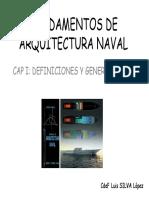 Arquitectura Naval 1