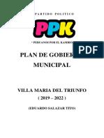 Plan PPK