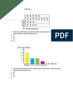 Soalan Obbjektif Pengurusan Data Tahun 3