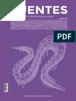Revista Puentes de Critica Literaria y C