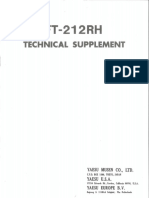 Yaesu Ft 212rh Technical Supplement