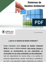 Sistemas de Gestion Ambiental 2016