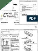 CBR1100XX Parts Manual