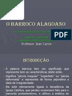 Arte Barroca Em Alagoas