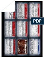 John Sinclair Abenteuerspiel - Karten Allgemeine Aktionen