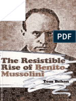 Tom Behan-The Resistible Rise of Benito Mussolini-Bookmarks (2003).pdf