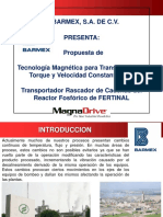 Propuesta de Solucion a Transportador FERTINAL Rev02