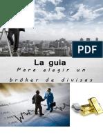 Guia Para Elegir Un Broker