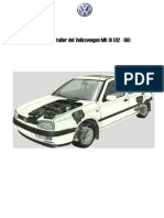 99036063 Manual de Taller VW Golf MK III