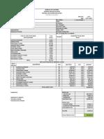 2nd Scheme Estimates