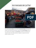 El Auténtico Mercado de La Paz
