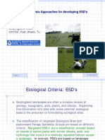 15 Data Analysis Approaches for ESD Development K.spaeth