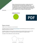 Figuras Convexas y Concavas