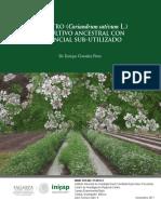 4728 Cilantro (Coriandrum Sativum L.) Un Cultivo Ancestral Con Potencial Sub-utilizado