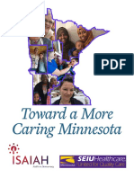 Toward a More Caring Minnesota