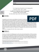 Dialnet-ComparacionDeAlgoritmosBasadosEnLaCriptografiaSime-5286657