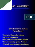 parasitology