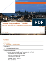 Apresentacao Drivers OSRAM
