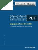 Engagement Und Diversitaet-Fs Hausmann-2018