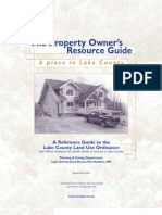 A Place in Lake County - The Property Owner's Resource Guide
