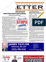 The Community Letter October 2010