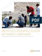 Mexico's drug orphans