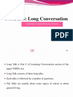 TALKS Long Conversation.pptx