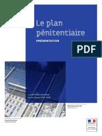 Plan pénitentiaire