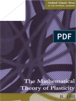 R. Hill-The Mathematical Theory of Plasticity-Clarendon Press_ Oxford University Press (1998)