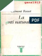 Rosset, Clement - La antinaturaleza.pdf