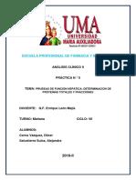 Anal. clin. II deter. de proteinas totales y albúmina.docx