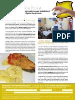 Restaurante El Juzgado en Arrecife y L´aperitivo di Alessio en Costa Teguise