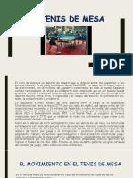 EL TENIS DE MESA-Juan Diego Sarmiento-10°01
