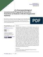 Development of a Neuropsychological