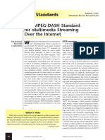 The Mpeg Dash Standard