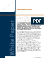 WP Blindfolded SQL Injection