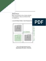 Galavotti 2018 - La costanza del dolore nel libro di una vita.pdf