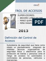 Control de Accesos - Liderman.ppt